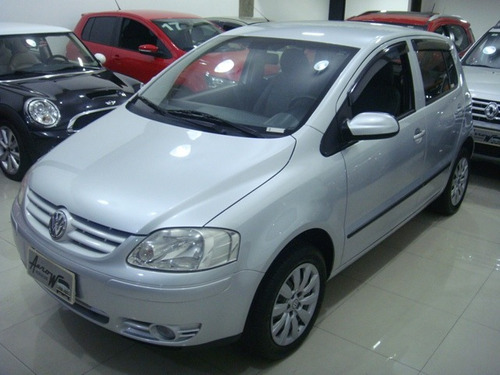 volkswagen fox 1.6 plus total flex 2007