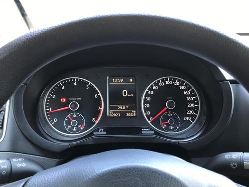 volkswagen fox 1.6 prime i-motion 2013 blindado
