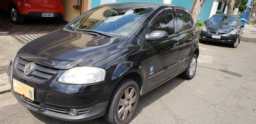 volkswagen fox 1.6 route total flex 5p, revisado, impecável!