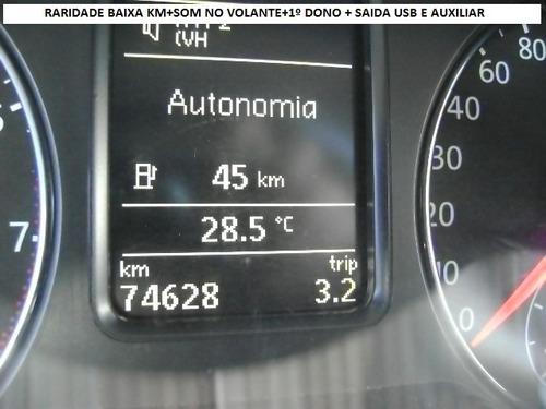 volkswagen fox  1.6 trend flex vermelho completo baixa km