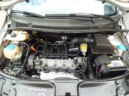 volkswagen fox 1.6 trend prata 2012 completo