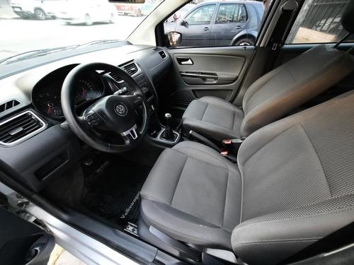 volkswagen fox 1.6 trendline 2010 $670000