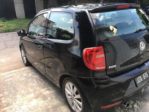 volkswagen fox 1.6 trendline 2011