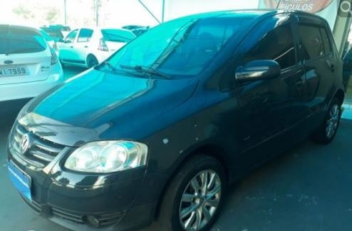 volkswagen fox 1.6 vht plus total flex 5p