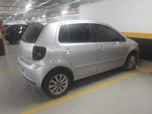 volkswagen fox 1.6 vht prime i-motion total flex 5p 2010