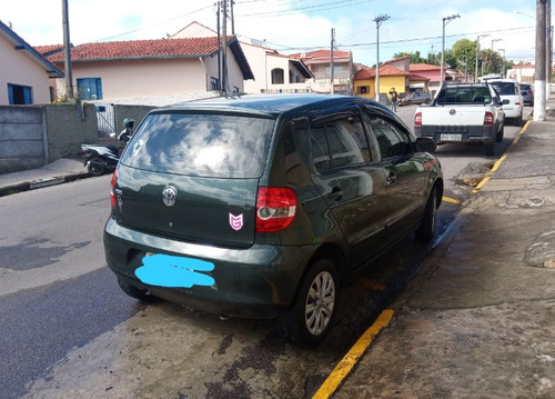 volkswagen fox 2005 1.0 city total flex 3p