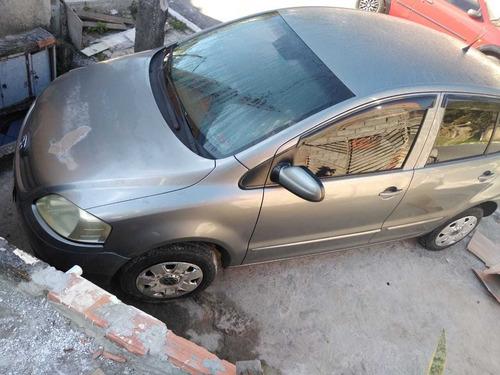 volkswagen fox 2007 1.0 city total flex 3p