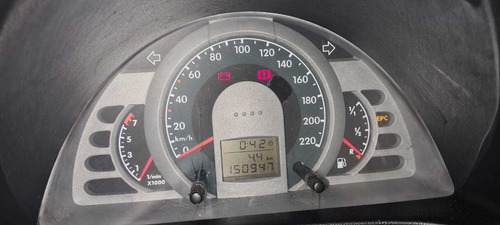 volkswagen fox 2007 1.6 comfortline 3 p