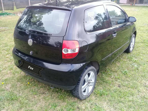 volkswagen fox 2007