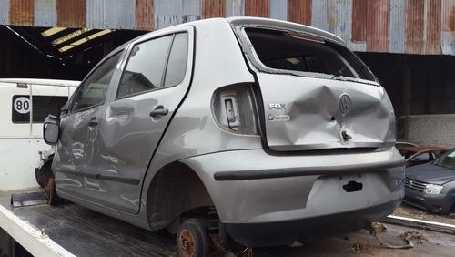 volkswagen fox 2007 dado de baja valido alta de motor