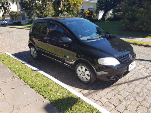 volkswagen fox 2008 flex
