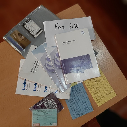 volkswagen fox 2010