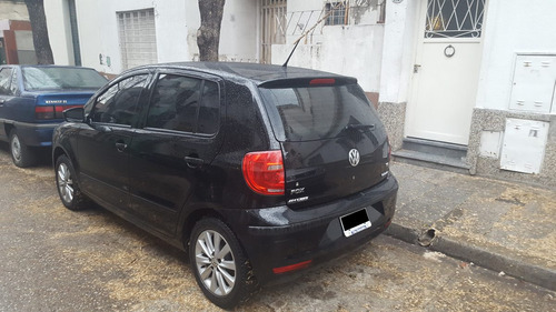 volkswagen fox 2013 1.6 confortline pack