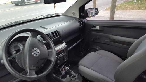 volkswagen fox 3 puertas trendline 1.6 mym