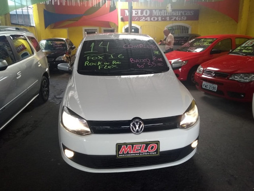 volkswagen fox ano 2014 1.6 mi rock rio 8v flex 4p manual