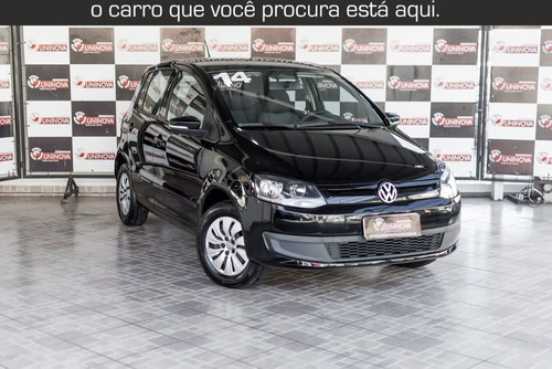 volkswagen fox bluemotion 1.0 4 p 2014