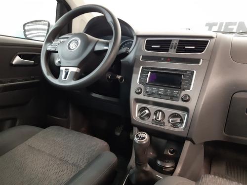 volkswagen fox confort paco 5 puertas 1.6 comfortline