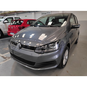 Volkswagen Fox Connect 1.6 Gris Platinum (últimas Unidades)