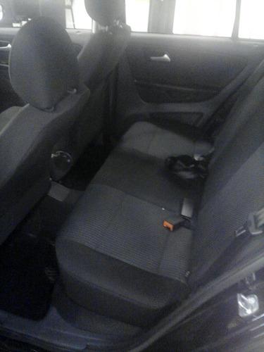 volkswagen fox connect 5 puertas negro 2018 0km