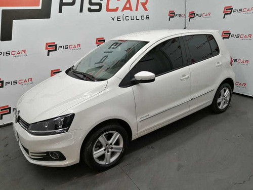 volkswagen fox highline 1.6 16v msi 2016