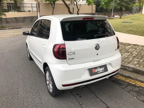 volkswagen fox highline 1.6  completo total flex