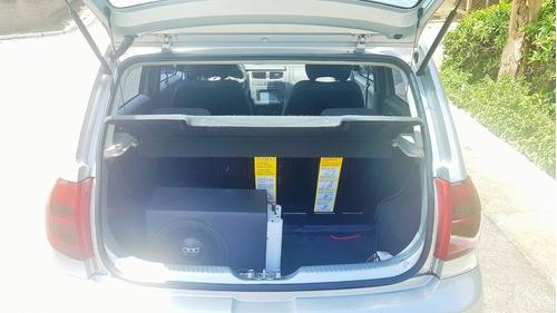volkswagen fox prime i-motion 1.6 2011 automático completo