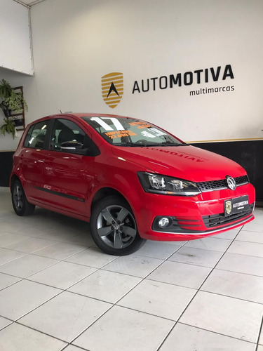 volkswagen fox run 1.6 2017 único dono