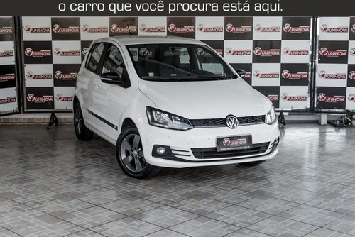 volkswagen fox run 1.6 flex 8v 5p 2017