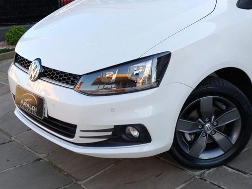 volkswagen fox run 1.6 msi 2017 branco flex