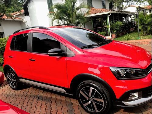 volkswagen fox xtreme motor 1.600 rojo tornado único dueño