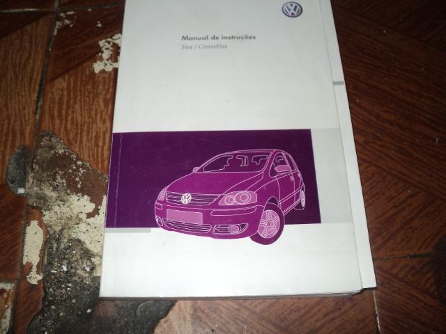 Manual Do Proprietario Volkswagen Fox