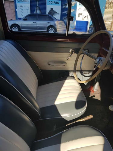 volkswagen fusca 1200 1965