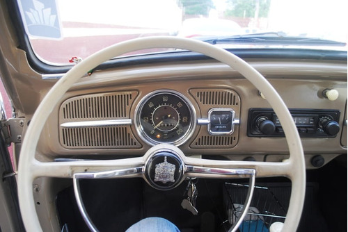 volkswagen fusca 1200 2p 1964