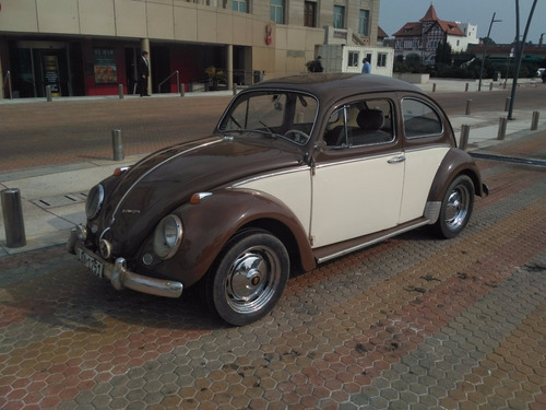 volkswagen fusca 1200 alemán año 1962 de coleccion,