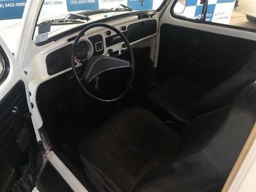 volkswagen fusca 1.3 8v gasolina 2p manual 1977/1977