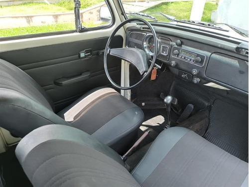 volkswagen fusca 1.3 8v gasolina 2p manual 1978/1978