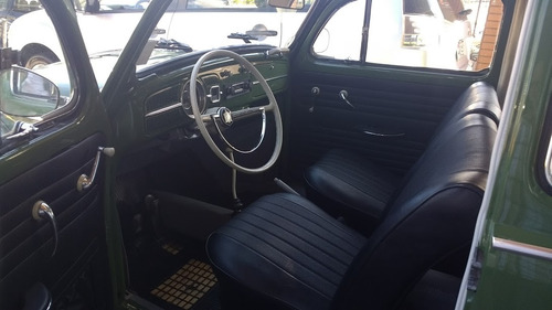 volkswagen fusca 1300 1969