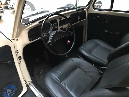 volkswagen fusca 1300 1980 garagem retrô