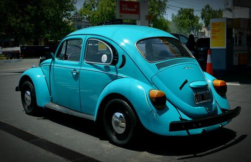 volkswagen fusca 1300 escarabajo 1980