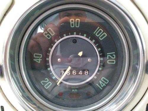 volkswagen fusca 1.300 gasolina