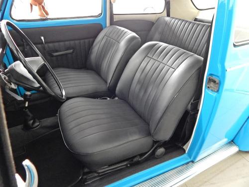 volkswagen fusca 1300 placa preta ano1976