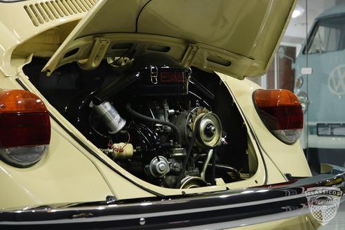 volkswagen fusca 1300l 1982 82 - original - antigo - premium