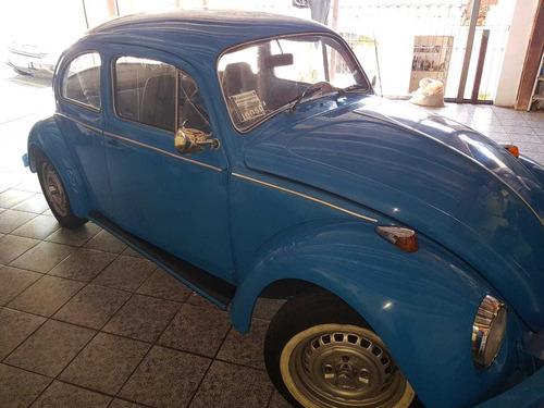 volkswagen fusca 1500 2/p azul