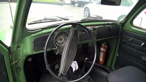 volkswagen fusca 1500 ano 1971