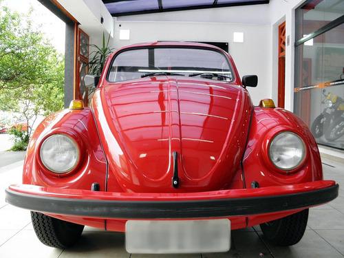 volkswagen fusca 1.6 8v itamar gasolina