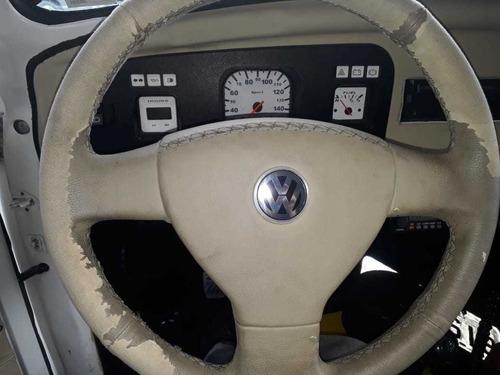 volkswagen fusca 1.6 branco 1984