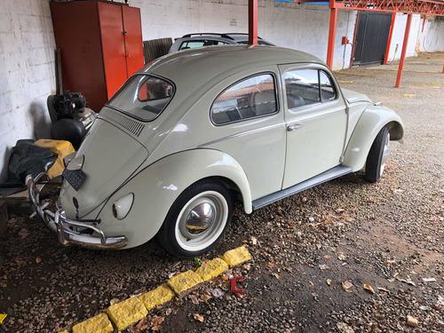 volkswagen fusca 1959 1.2