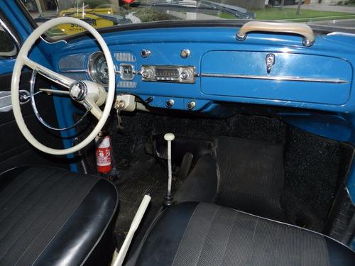 volkswagen fusca 1969 original rat rod custom coleção beetle