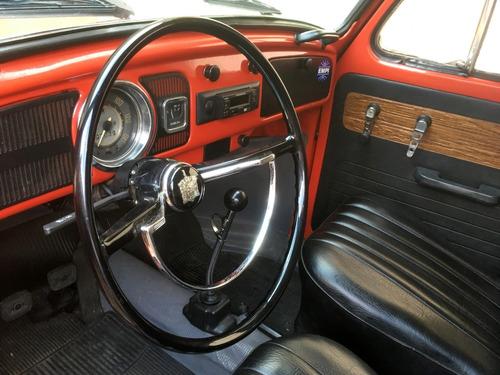 volkswagen fusca 1972   1500 - fuscão