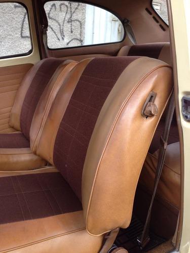 volkswagen fusca 1977 1300 l monocromático